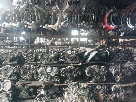 Двигатель, двс, акпп, мкпп, кпп, акп, дверь, фара, бампер! в Павлодар – фото 2