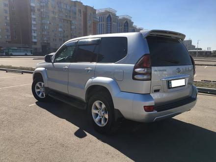 Toyota Land Cruiser Prado 2007 года за 6 900 000 тг. в Нур-Султан (Астана) – фото 8