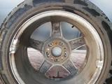 Диски с резиной R 17 AMG за 75 000 тг. в Тараз – фото 4