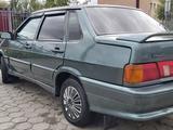 ВАЗ (Lada) 2115 (седан) 2006 года за 730 000 тг. в Костанай – фото 4