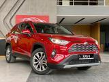 Toyota RAV 4 2021 года за 20 500 000 тг. в Алматы – фото 3
