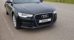 Audi A6 2012 года за 4 800 000 тг. в Костанай