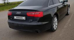 Audi A6 2012 года за 4 800 000 тг. в Костанай – фото 2