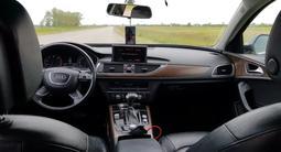 Audi A6 2012 года за 4 800 000 тг. в Костанай – фото 3