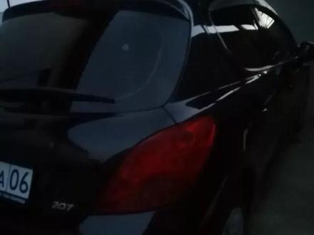 Peugeot 207 2008 года за 1 800 000 тг. в Атырау