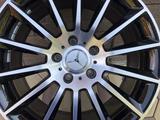 Оригинальные диски AMG R20 на новый G-Classe W463, W464 Гелендваген за 1 800 тг. в Алматы – фото 3