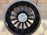 Оригинальные диски AMG R20 на новый G-Classe W463, W464 Гелендваген за 1 800 тг. в Алматы – фото 5