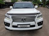 Lexus LX 570 2012 года за 22 000 000 тг. в Алматы