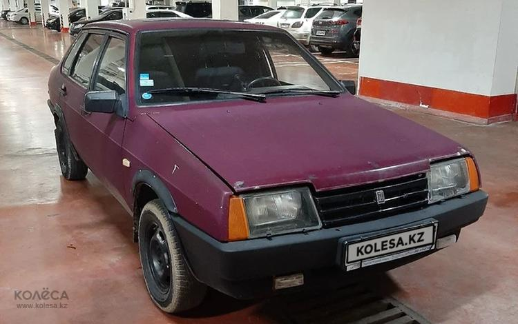ВАЗ (Lada) 21099 (седан) 1996 года за 450 000 тг. в Караганда