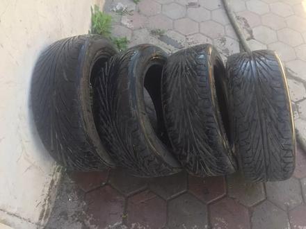 Шины почти новые за 90 000 тг. в Караганда – фото 4