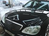 Mercedes-Benz S 220 2003 года за 4 500 000 тг. в Шымкент – фото 3