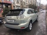 Lexus RX 330 2004 года за 6 800 000 тг. в Алматы – фото 5