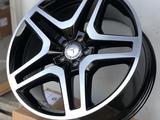 R21 диски Mercedes GL GLE GLS GLA высококачественные литье за 500 000 тг. в Алматы – фото 2