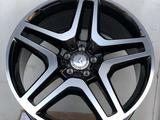 R21 диски Mercedes GL GLE GLS GLA высококачественные литье за 500 000 тг. в Алматы – фото 4