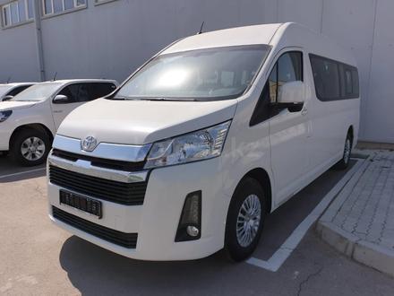 Toyota HiAce 2020 года за 24 400 000 тг. в Актау