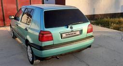 Volkswagen Golf 1992 года за 1 400 000 тг. в Туркестан – фото 2