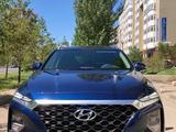 Hyundai Santa Fe 2019 года за 15 000 000 тг. в Нур-Султан (Астана) – фото 2