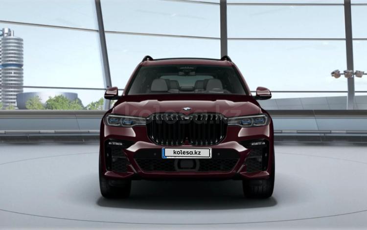 BMW X7 XDrive40i 2021 года за 58 752 000 тг. в Усть-Каменогорск