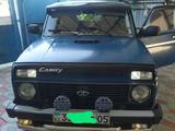 ВАЗ (Lada) 2121 Нива 2000 года за 1 500 000 тг. в Талдыкорган