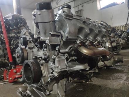Двигатель M112 3.2 e210 за 270 000 тг. в Нур-Султан (Астана) – фото 4