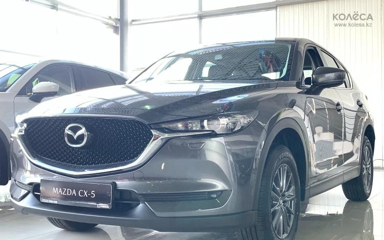 Mazda CX-5 2021 года за 13 890 000 тг. в Актобе