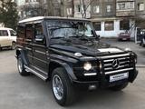 Mercedes-Benz G 500 2001 года за 11 000 000 тг. в Алматы – фото 3