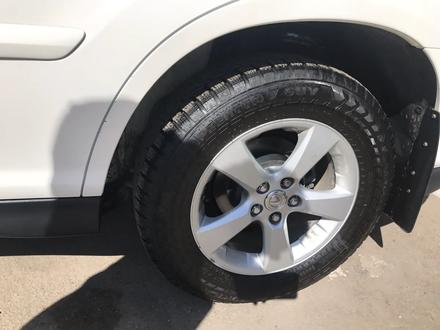 Комплект дисков с резиной Lexus rx330/350. Nokian Hakkapeliitta 7. за 150 000 тг. в Нур-Султан (Астана) – фото 5