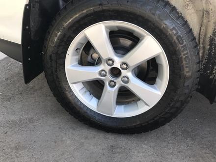 Комплект дисков с резиной Lexus rx330/350. Nokian Hakkapeliitta 7. за 150 000 тг. в Нур-Султан (Астана) – фото 7