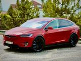 Tesla Model X 2017 года за 47 500 000 тг. в Алматы – фото 2