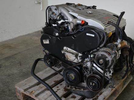 Двигатель Toyota Harrier (тойота харриер) за 82 000 тг. в Нур-Султан (Астана)