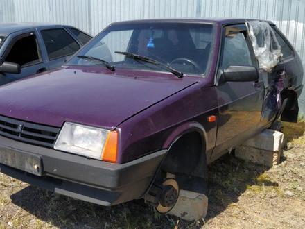 ВАЗ (Lada) 2109 (хэтчбек) 2001 года за 404 404 тг. в Актобе