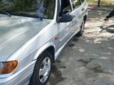 ВАЗ (Lada) 2114 (хэтчбек) 2008 года за 1 050 000 тг. в Алматы – фото 4