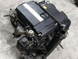 Двигатель Mercedes-Benz m271 kompressor 1.8 за 550 000 тг. в Актау – фото 2