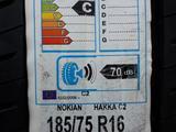 Шины Nokian Hakka C2 185/75 R16C 104/102S за 29 500 тг. в Алматы