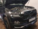 Решетка радиатора в стиле TRD для Toyota Land Cruiser 200… за 55 000 тг. в Тараз – фото 5