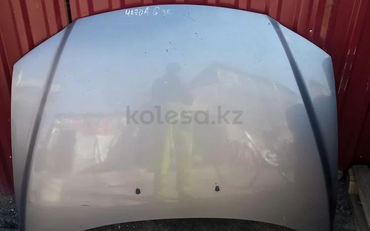 Капот на авто Mazda 6 оригинал из Германии за 40 000 тг. в Караганда