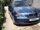 BMW 320 2001 года за 1 800 000 тг. в Алматы – фото 2