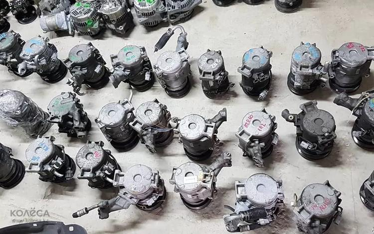 Компрессор кондиционера тойота камри 40 за 35 000 тг. в Кызылорда