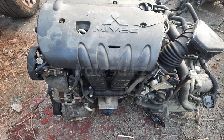Двигатель 4b12 за 450 000 тг. в Алматы