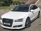 Audi A8 2010 года за 13 000 000 тг. в Алматы – фото 2
