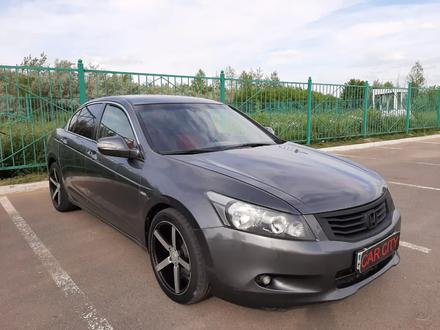 Honda Accord 2007 года за 4 800 000 тг. в Нур-Султан (Астана) – фото 2