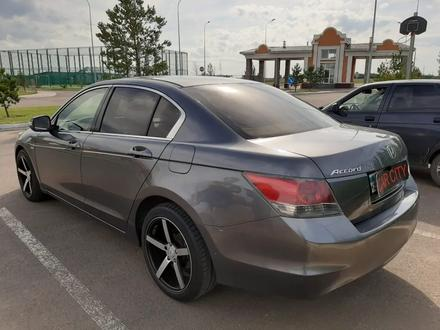 Honda Accord 2007 года за 4 800 000 тг. в Нур-Султан (Астана) – фото 6