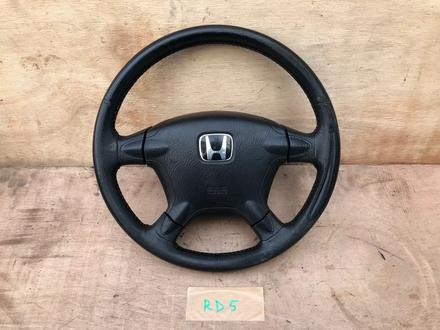 Руль Honda CR-V RD5 за 25 000 тг. в Алматы – фото 2