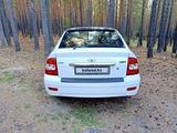 ВАЗ (Lada) Priora 2172 (хэтчбек) 2013 года за 2 000 000 тг. в Кокшетау – фото 5