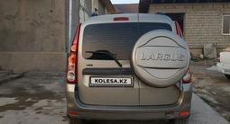 ВАЗ (Lada) Largus 2013 года за 2 900 000 тг. в Шымкент – фото 2