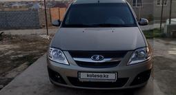 ВАЗ (Lada) Largus 2013 года за 2 900 000 тг. в Шымкент – фото 4