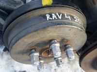 Тормозной барабан Toyota RAV 4 20 кузов 2.0 литра за 8 000 тг. в Семей