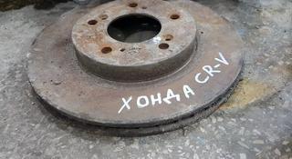 Передний диск хонда CR-v за 7 000 тг. в Актобе