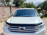 Toyota Highlander 2011 года за 12 000 000 тг. в Алматы – фото 4