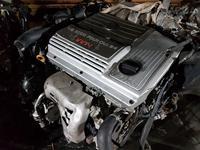 Мотор Двигатель Toyota Lexus 1MZ-FE 3.0 л Двс за 9 696 тг. в Алматы